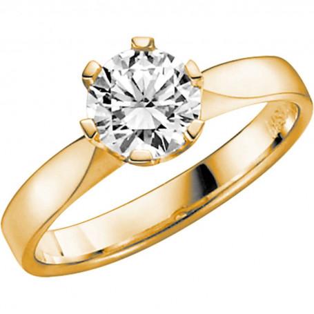 DONAU 1,00 ct Förlovningsring Vigselring DONAU 1,00 ct Schalins Schalins ringar 81,823.00