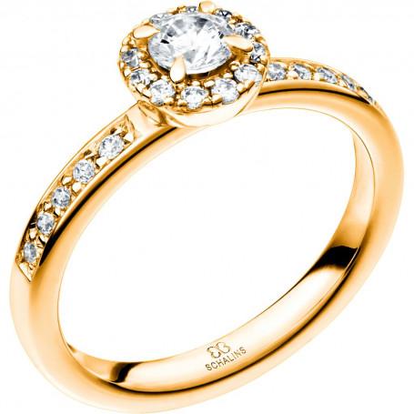 FJÄLLBRUD MG031 Förlovningsring Vigselring FJÄLLBRUD MG031 Schalins Schalins ringar 17,604.00