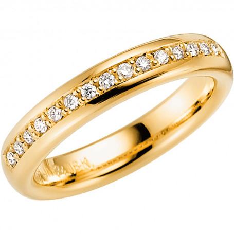 FORTUNA Förlovningsring Vigselring  FORTUNA Schalins Schalins ringar 9,632.00