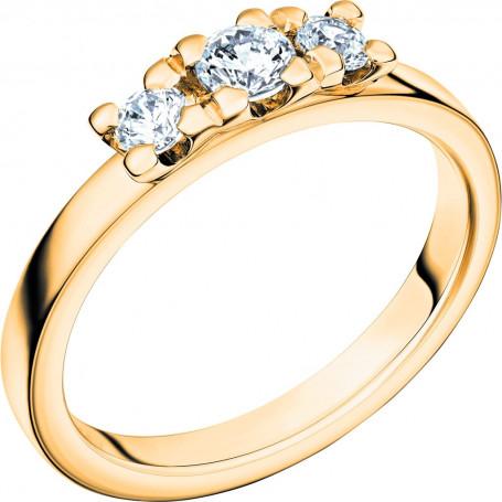 GLITTRA Förlovningsring Vigselring GLITTRA Schalins Schalins ringar 16,684.00