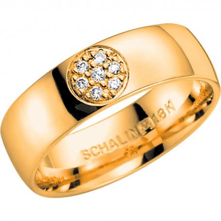 GLORIA Förlovningsring Vigselring GLORIA Schalins Schalins ringar 8,496.00