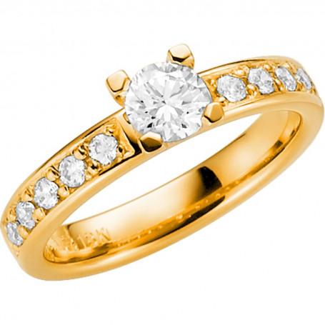 GNISTRA Förlovningsring Vigselring  GNISTRA Schalins Schalins ringar 29,903.00