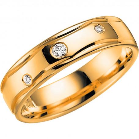 14K GRIEG ALL Förlovningsring Vigselring 14K GRIEG ALL Schalins Schalins ringar 5,274.00