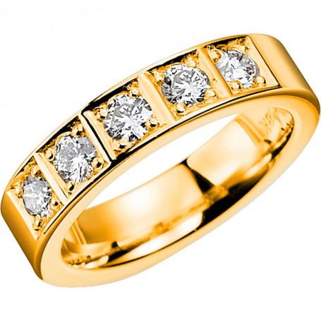 HAWAII Förlovningsring Vigselring  HAWAII Schalins Schalins ringar 21,085.00