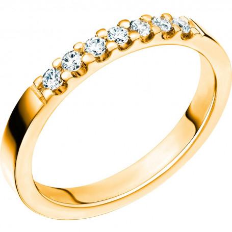 LYCKA 0,21 Förlovningsring Vigselring LYCKA 0,21 Schalins Schalins ringar 7,814.00