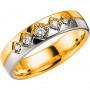 LUGANO R/V Förlovningsring Vigselring LUGANO  R/V Schalins Schalins ringar 8,329.00