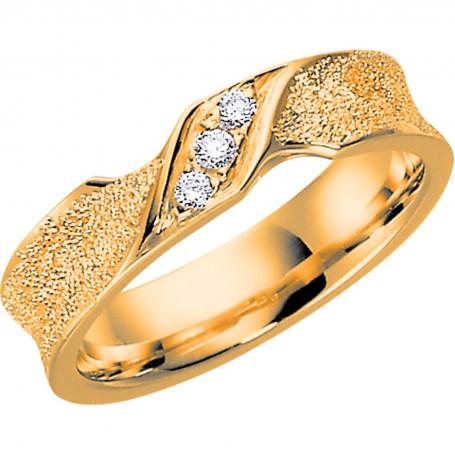 NICE FROST ALL Förlovningsring Vigselring NICE FROST ALL Schalins Schalins ringar 8,389.00