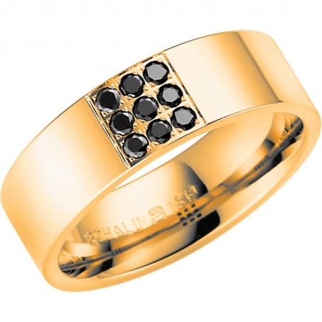 NO.2 Förlovningsring Vigselring  NO.2 Schalins Schalins ringar 12,184.00