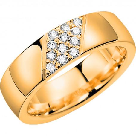 SAMOA Förlovningsring Vigselring  SAMOA Schalins Schalins ringar 14,672.00