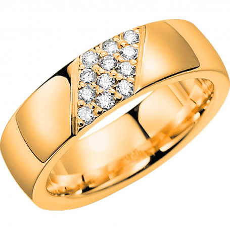 14K SAMOA Förlovningsring Vigselring 14K SAMOA Schalins Schalins ringar 12,214.00