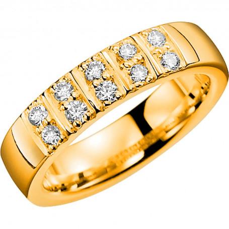 14K TAHITI Förlovningsring Vigselring 14K TAHITI Schalins Schalins ringar 13,002.00