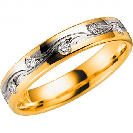 TURIN ALL R/V Förlovningsring Vigselring  TURIN ALL  R/V Schalins Schalins ringar 6,291.00