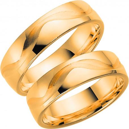 9K285-6 Förlovningsring Vigselring  9K285-6 Schalins Schalins ringar 2,961.00