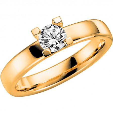 SEINE 0,50 Förlovningsring Vigselring  SEINE 0,50 Schalins Schalins ringar 29,460.00