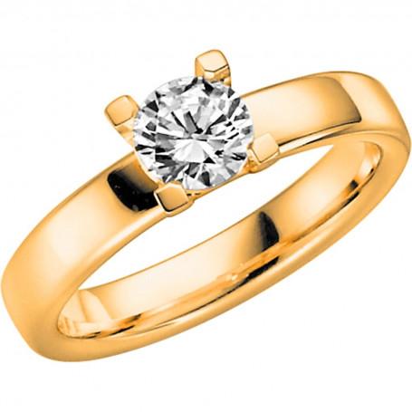 SEINE 0,75 Förlovningsring Vigselring  SEINE 0,75 Schalins Schalins ringar 44,604.00