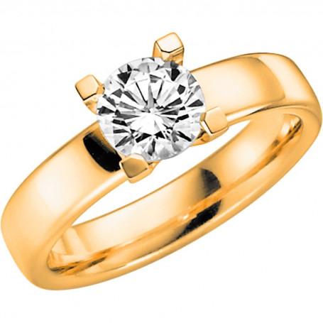 SEINE 1,00 Förlovningsring Vigselring  SEINE 1,00 Schalins Schalins ringar 82,923.00