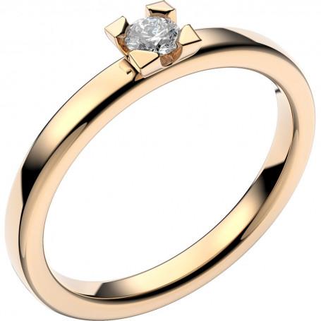 14K SEINE 0,12 Förlovningsring Vigselring 14K SEINE 0,12 Schalins Schalins ringar 5,999.00