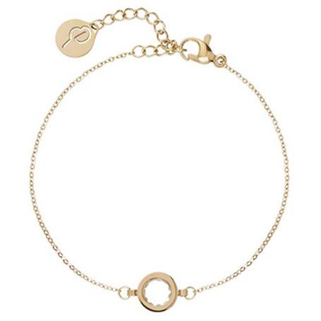 Monaco bracelet mini gold