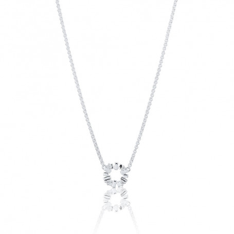 Bricks explosion mini necklace S141 Gynning Jewellery Hem 890,00kr