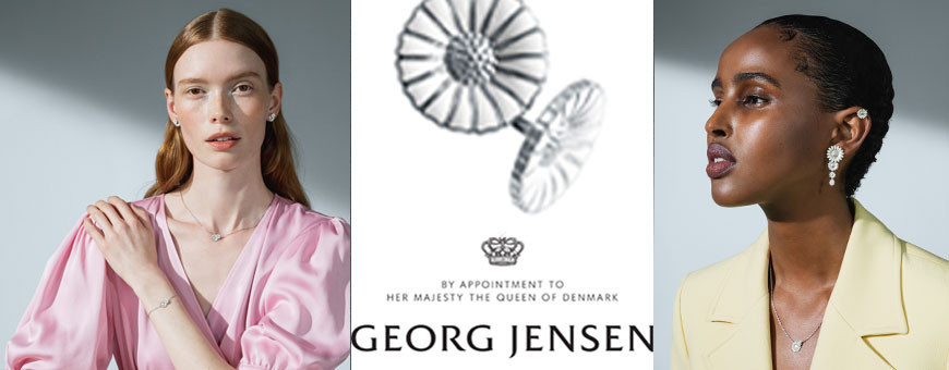 Georg Jensen smycken | Dala Guldsmide