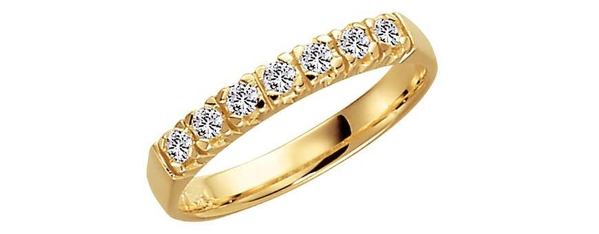 Schalins ringar låga priser 9 karat | Dala Guldsmide