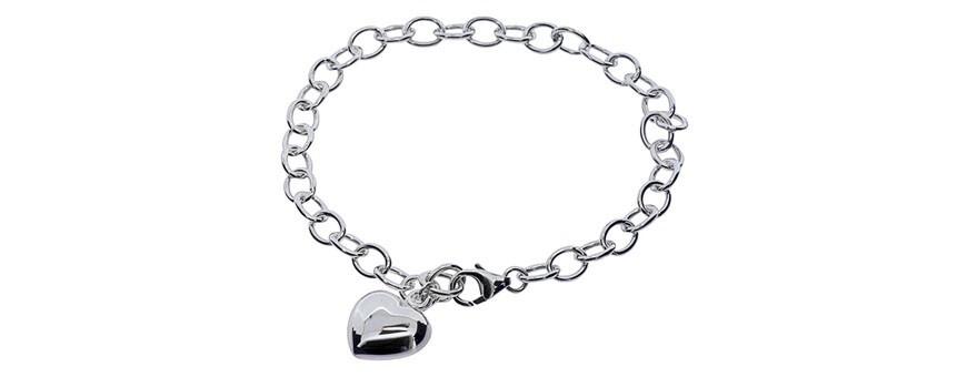 Silverarmband i äkta silver