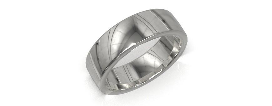 Letar ni fingerringar i äkta silver?