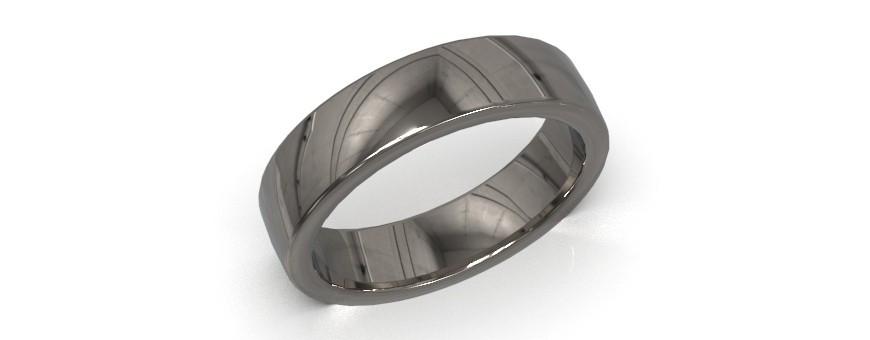 Titanringar  - ringar tillverkad i titan, titanium