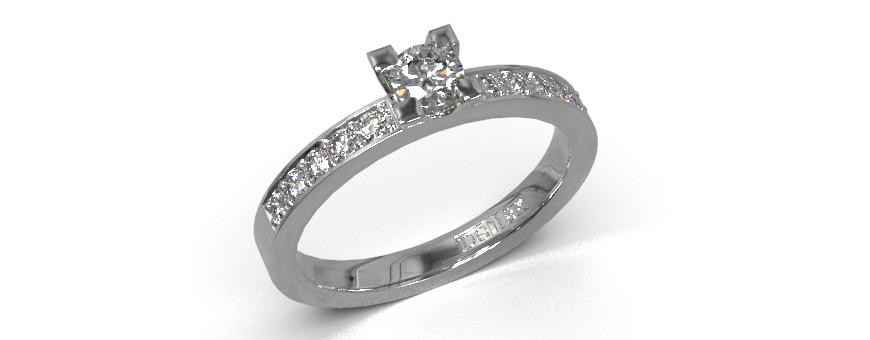 Letar ni diamantring och diamantringar?