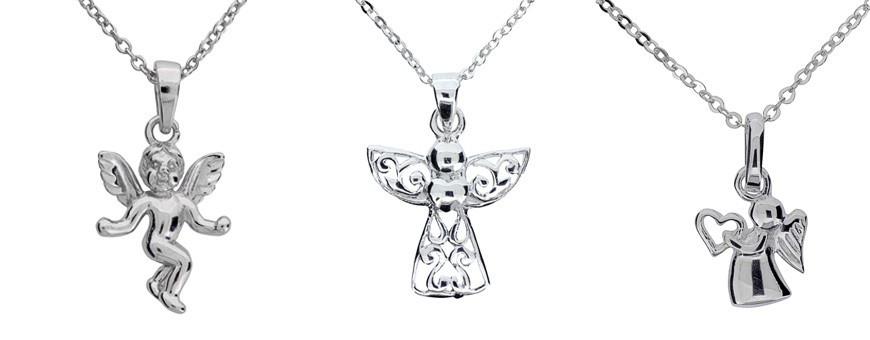 Smycken med änglar | Dala Guldsmide