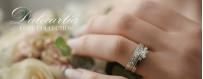 Dalecarlia Love Collection, förlovningsringar och vigselringar från egen ateljé och guldsmeder i Rättvik, Falun och Leksand, Dalarna.