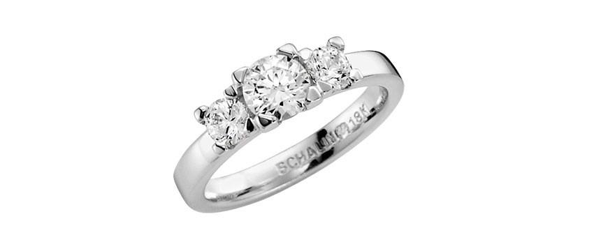 Platinaringar - ringar tillverkade i platina | Dala Guldsmide