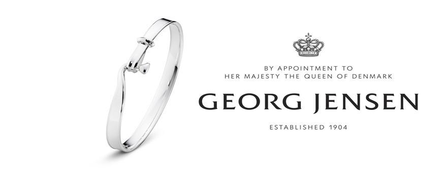 Georg Jensen smycken armband och armringar | Dala Guldsmide
