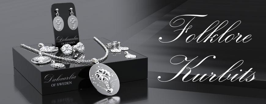 Smycken Folklore   Dala Guldsmide