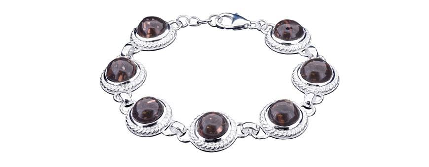 Smycken med porfyr älvdalsporfyr | Dala Guldsmide